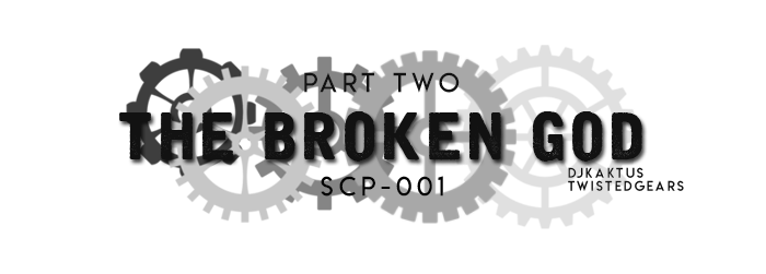Part Two - The Broken God