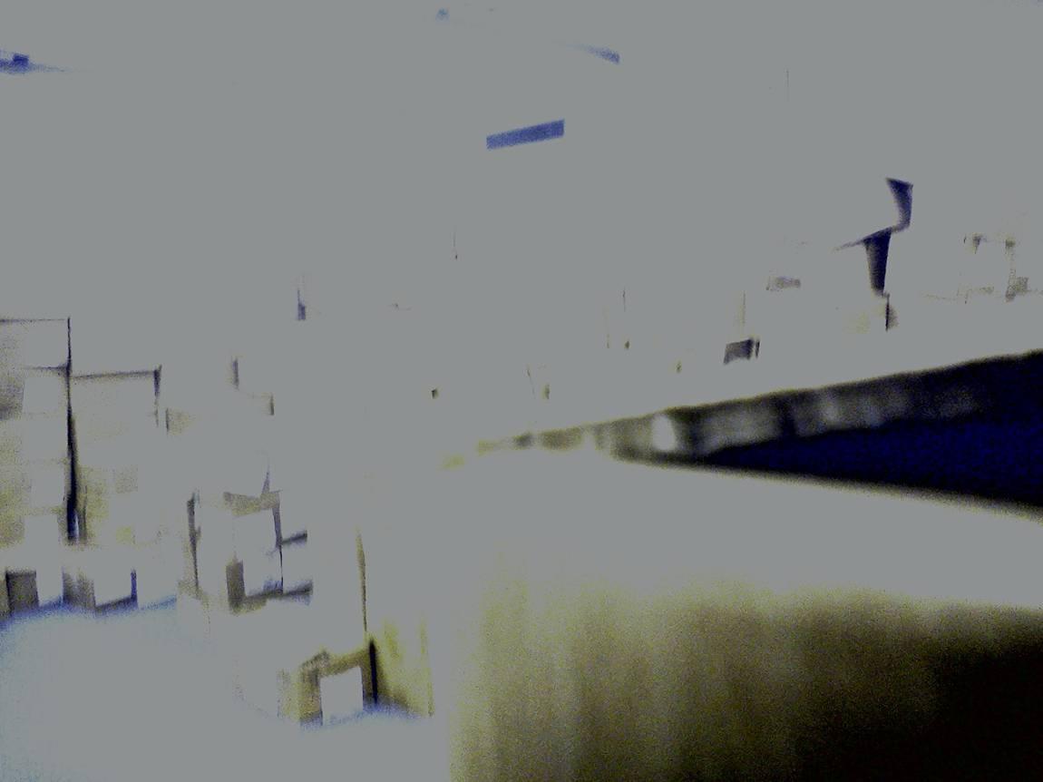 Пример неполадки камеры при движении SCP-1355-1.|width=300px