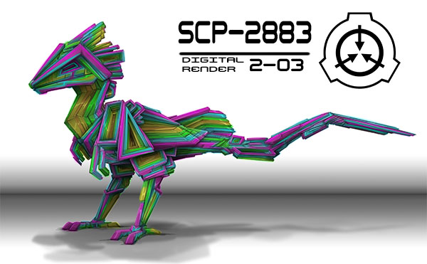 Scp 2883 Scp Foundation