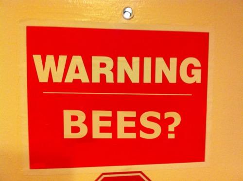 WARNINGBEES